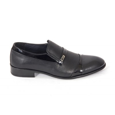Lace-up Analin Patent Leather Neolite Sole Shoes 7544